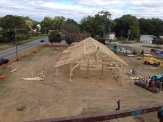 Pavilion Project